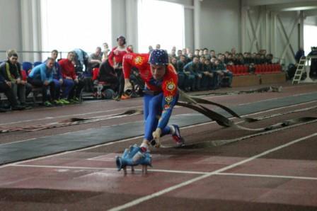 Соревнования в Иваново