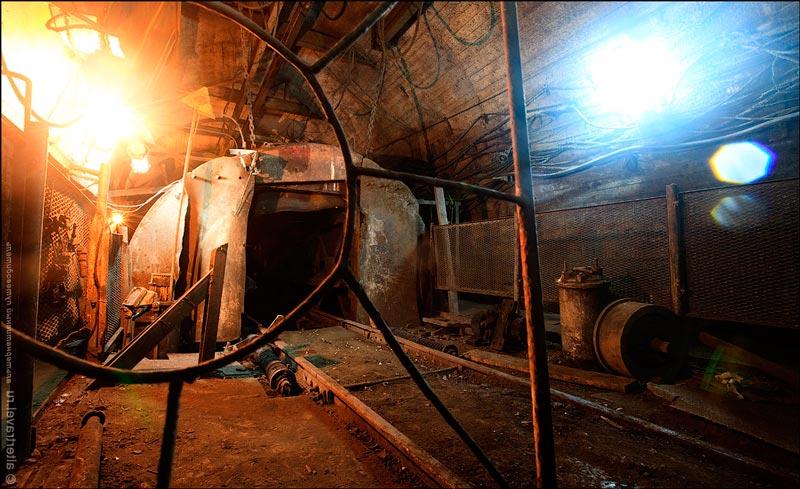 Взрыв в шахтах