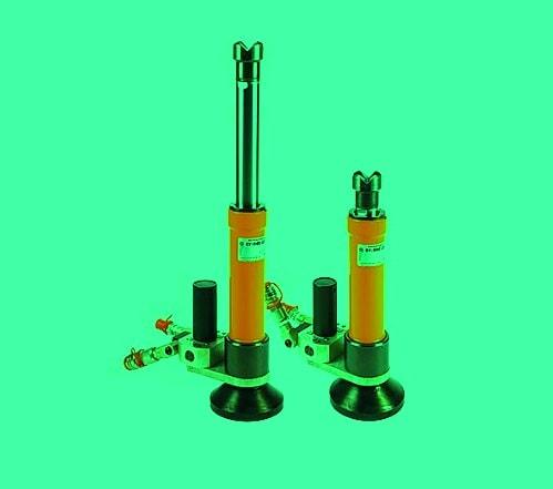 Домкрат гидравлический одноштоковый ДГ 63-320-12