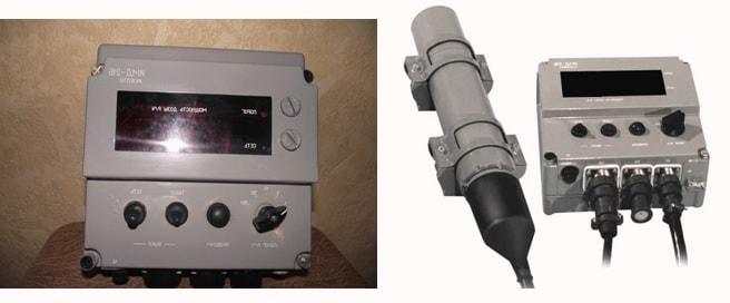 Измеритель мощности дозы ИМД-21Б