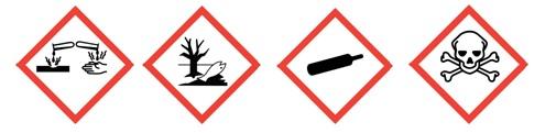 Класс токсической опасности Хлорокись фосфора