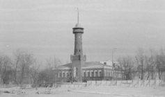 Пожарная каланча в Сокольниках (1980 г.)