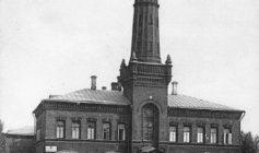 Пожарная каланча в Сокольниках (1905-1915 гг.)