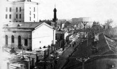 Пожарная каланча в Сокольниках (1957-1961 гг.)
