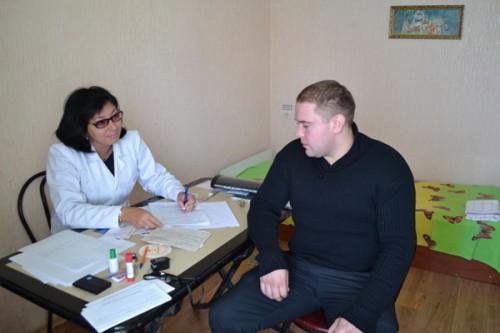 Прохождение военно-врачебной комиссии ВВК