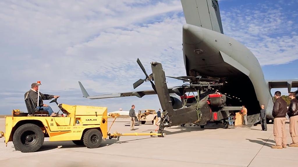 Военно-транспортные самолеты (ВТС)