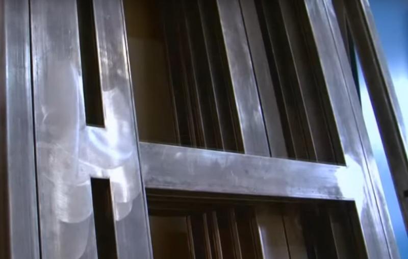 Противопожарные светопропускные конструкции (окна)