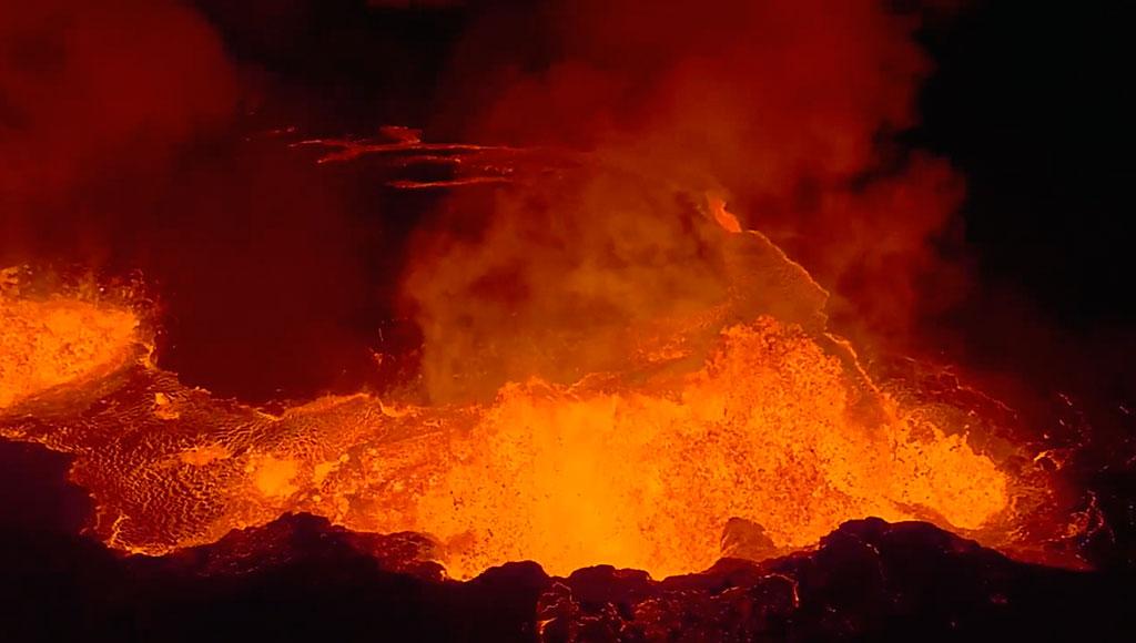 Вулканические извержения