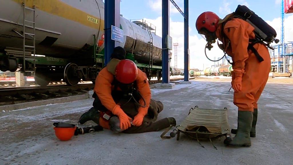 Газоспасательная служба