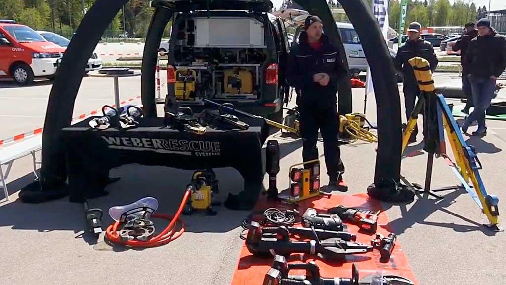 Гидравлический аварийно-спасательный инструмент ГАСИ