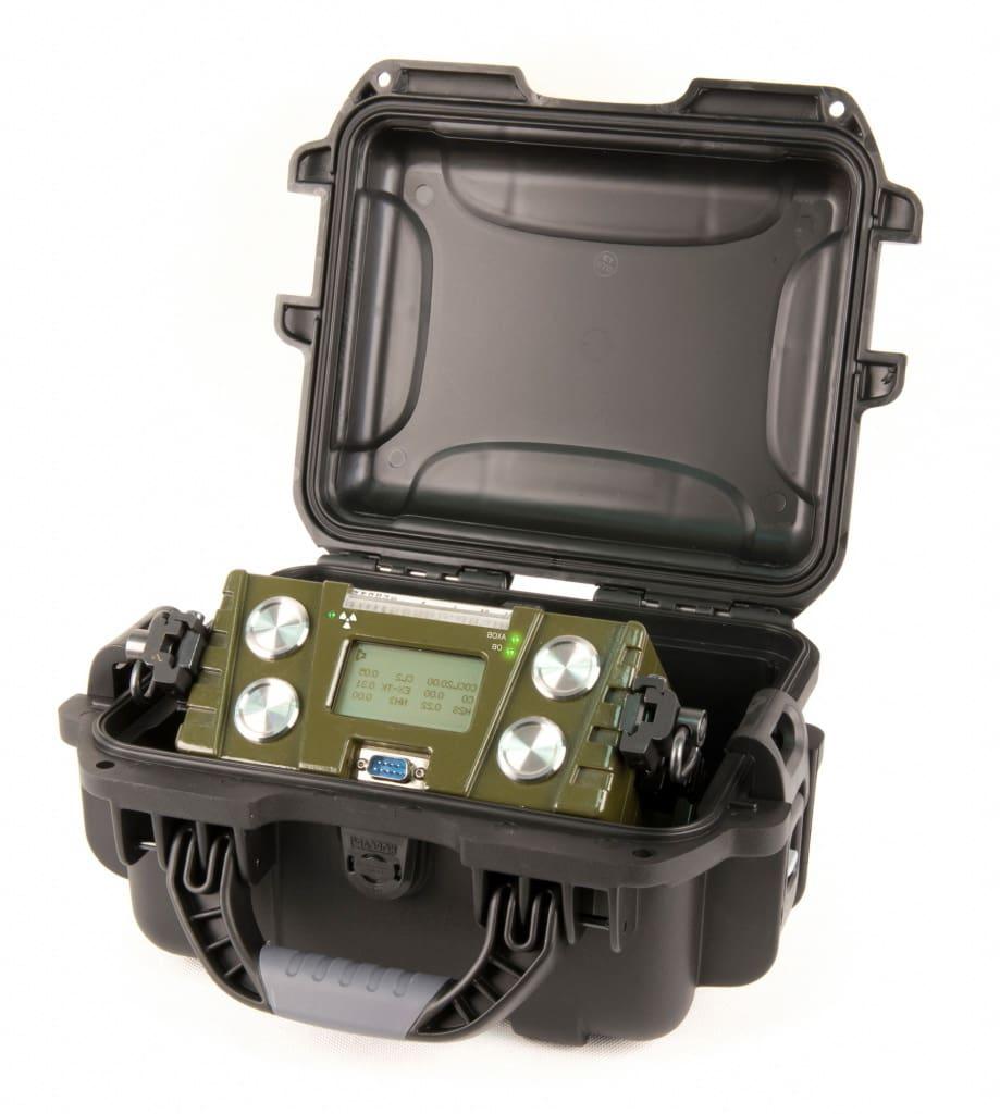 Оборудование радиационной разведки