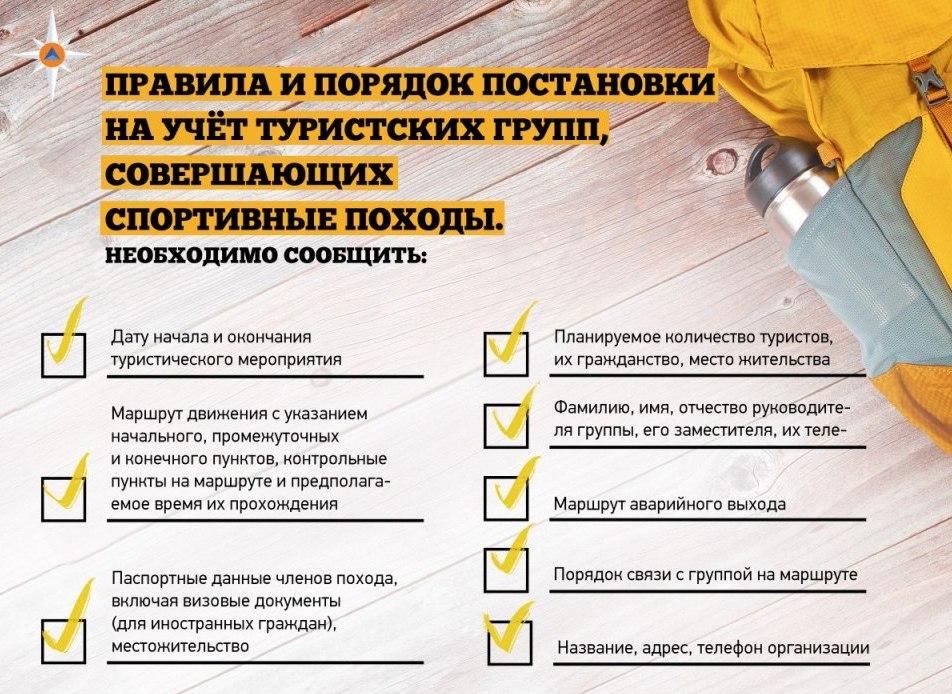 Правила постановки на учет-инструкция кратко