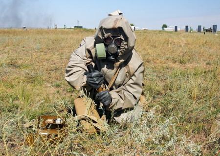 Приборы биологической разведки