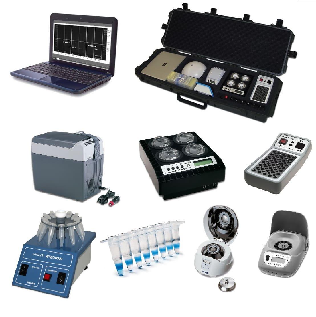 Приборы химической разведки и контроля
