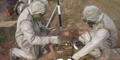 Радиационная, химическая и биологическая разведка