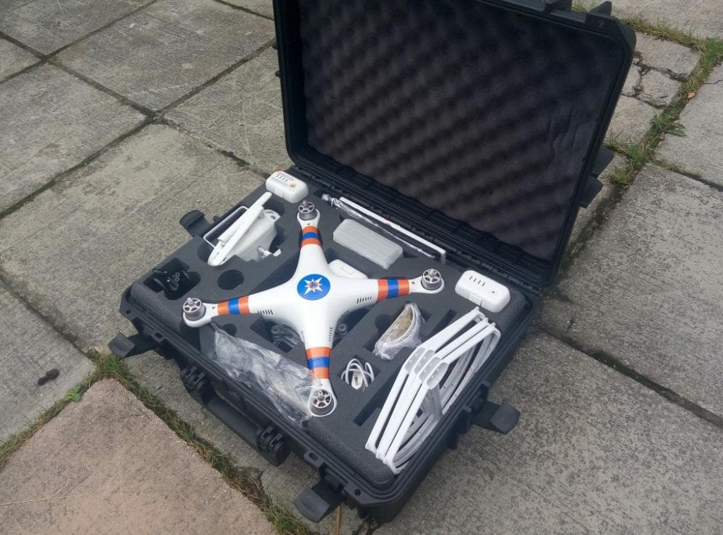 Комплект Phantom 3 Professional