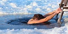 Крещенские купания: основные правила и безопасность
