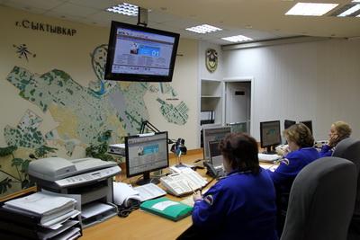 Единая дежурно-диспетчерская служба (ЕДДС)