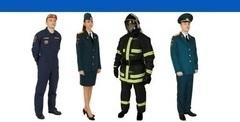 Форма одежды сотрудников МЧС: виды и правила ношения