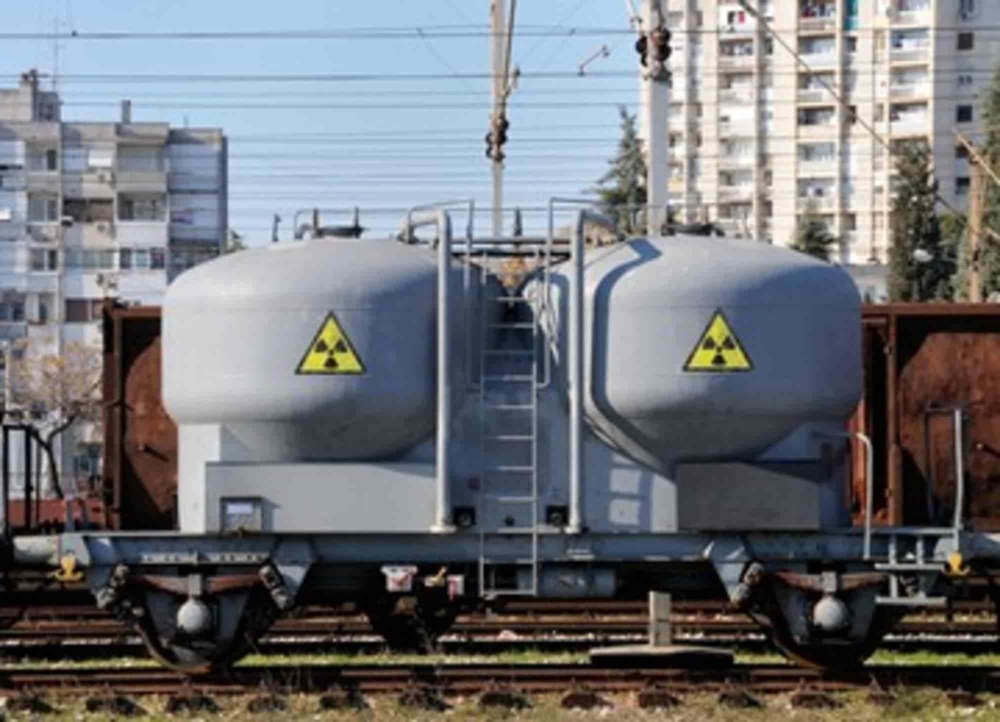 Перевозка опасных грузов по железнодорожным транспортом