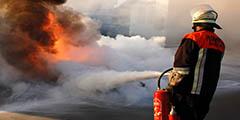 Воздушно-пенный огнетушитель: виды, устройство, назначение, применение