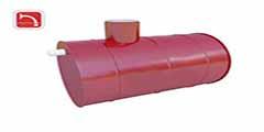 Пожарные резервуары: наземный и подземный. Требования и нормы