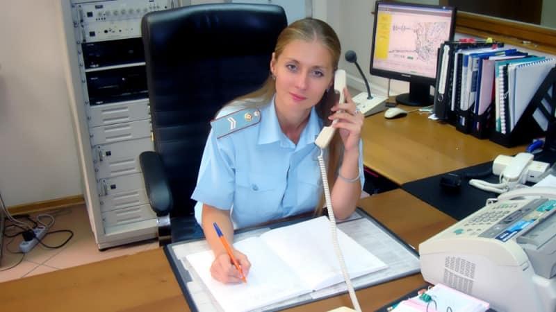 Радиотелефонист пожарно-спасательной части (ПСЧ)
