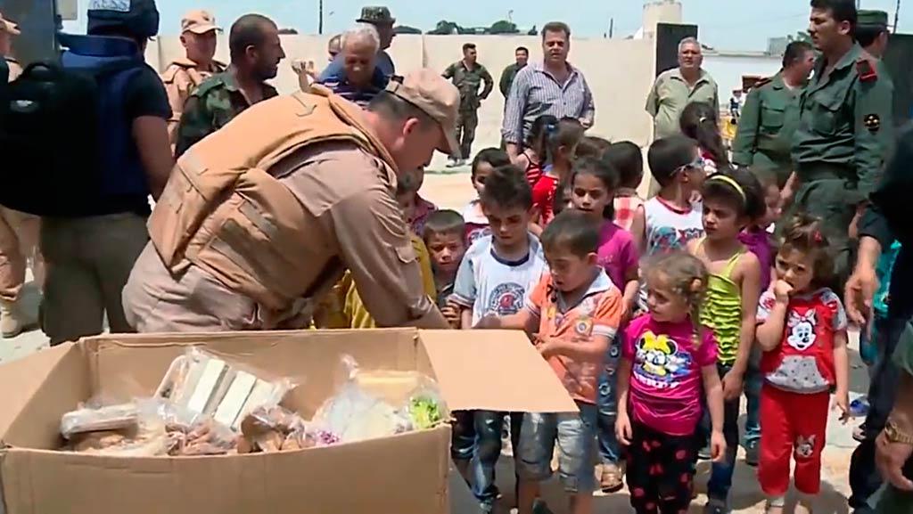 Гуманитарная операция