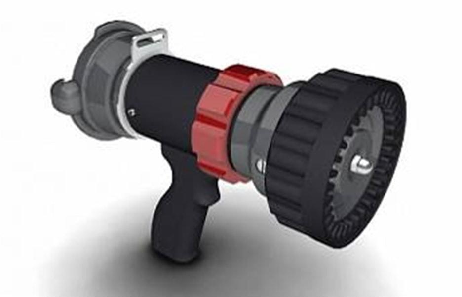 Ствол пожарный ручной комбинированный универсальный СРКУ-20