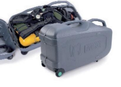 Чемодан для транспортировки дыхательного аппарата MSA AirXpress