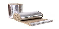 Огнезащитный базальтовый материал