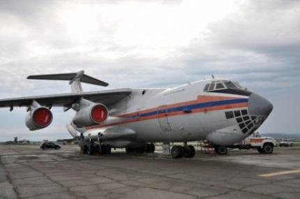 ИЛ-76 МЧС
