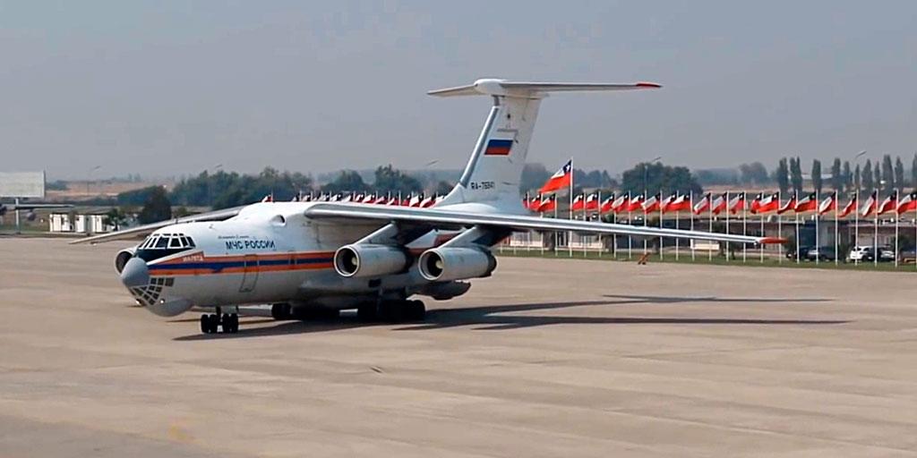 Ил-76ТДП (общий вид)