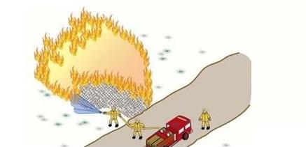Методы и способы тушения лесных пожаров