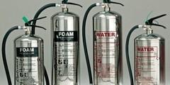 Водные огнетушители: типы, устройство, назначение, применение