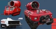 Робототехнические комплексы МЧС: основные модели, описание и ТТХ