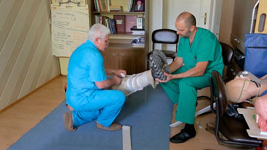 Доврачебная медицинская помощь