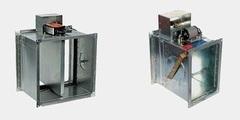 Клапаны противопожарные: типы, устройство, требования, применение