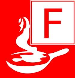 Класс пожара F