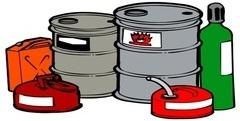 Горючие жидкости: описание, классы пожара, тушение и правила хранения