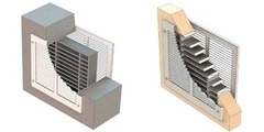 Противопожарные вентиляционные решетки: назначение, требования, применение