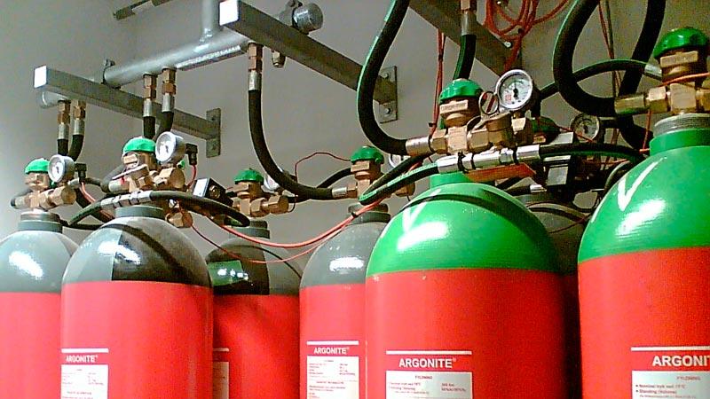 Автономные системы пожаротушения
