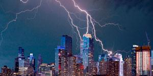 Молниезащита зданий, сооружений, оборудования и коммуникаций