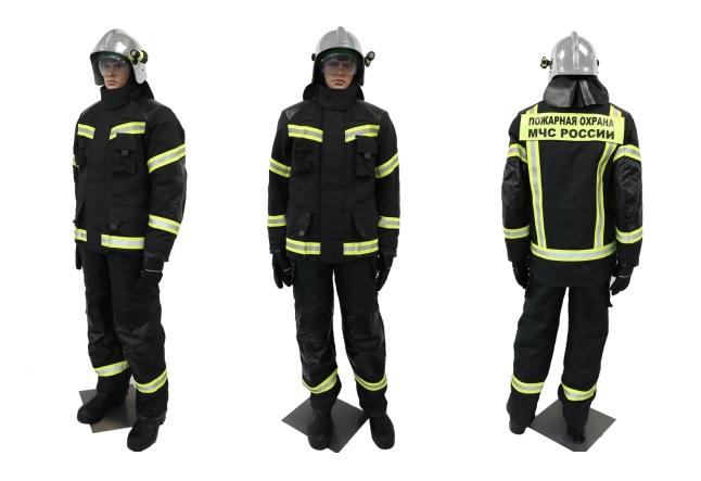 Боевая одежда пожарного для крупных мегаполисов