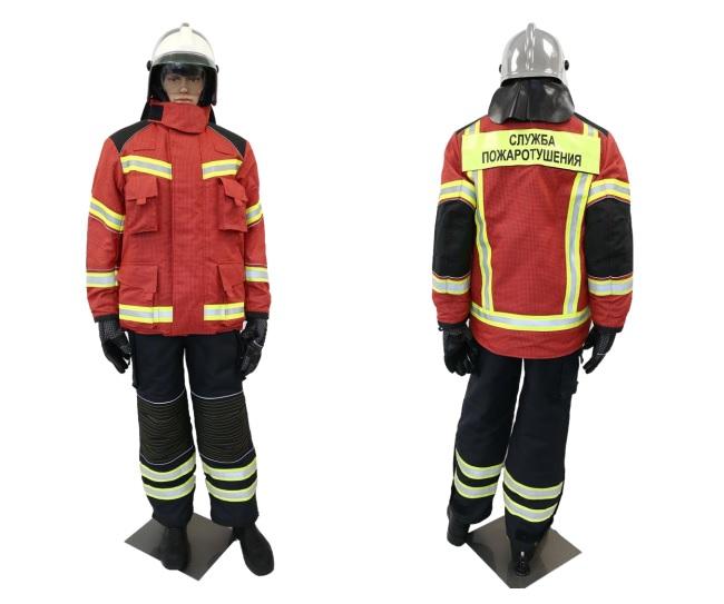 Для службы пожаротушения и специальных управлений