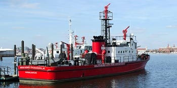 Пожарная безопасность на судне