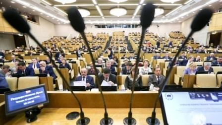 Законопроект, повышающий эффективность работы спасателей, принят Государственной Думой