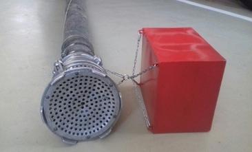 Модель плавающего устройства для всасывающих сеток