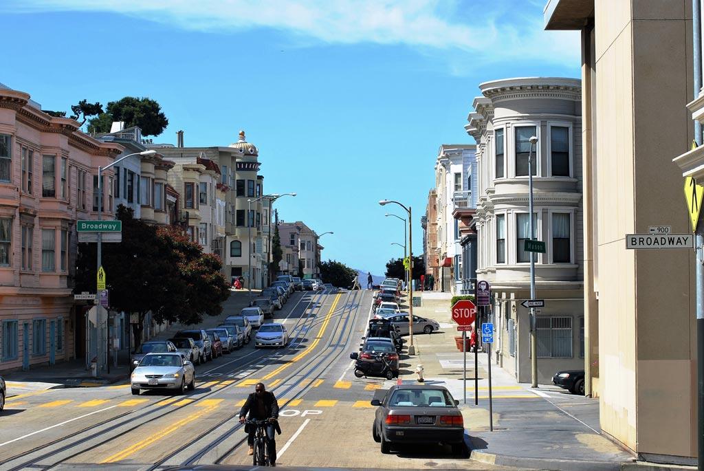 Огневое страхование имущества (г. Сан-Франциско, штат Калифорния, США)