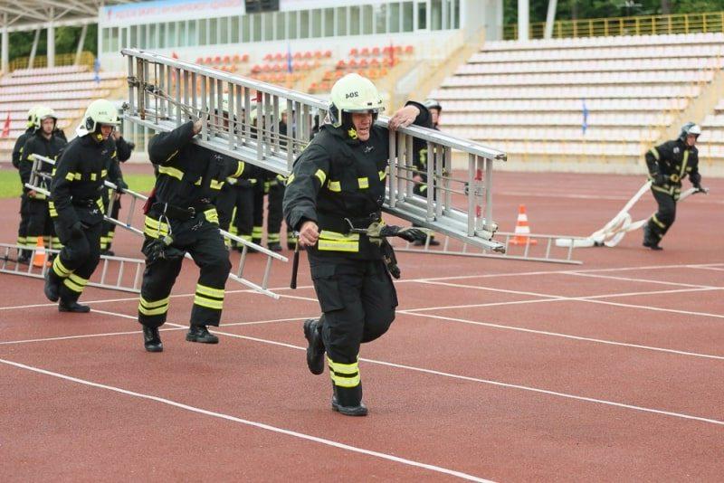 Пожарные и специализация